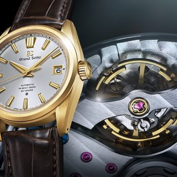 A high beat caliber opens a new chapter in the history of Grand Seiko