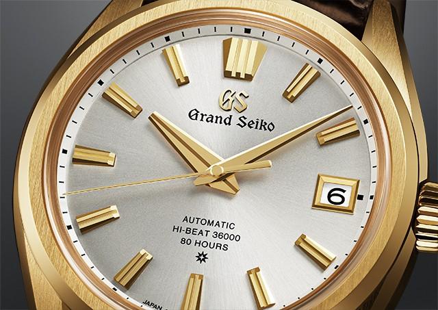 Grand Seiko 9SA5 hands