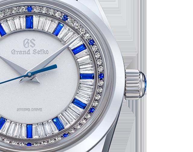 Grand Seiko Masterpiece Diamonds