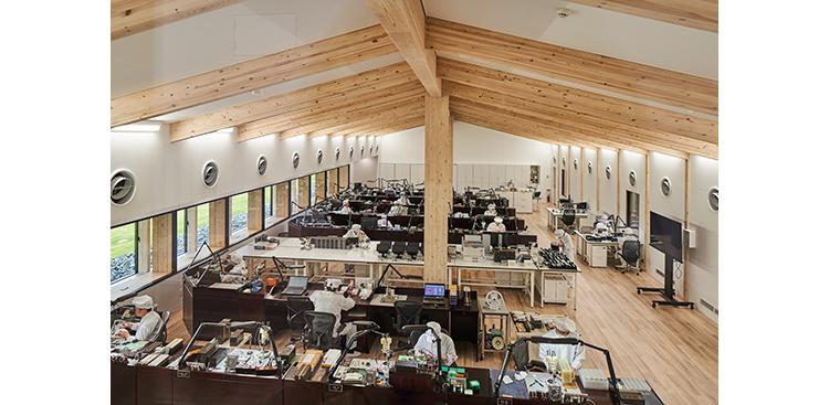 Grand Seiko Shizukuishi Studio
