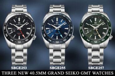 Grand Seiko SBGE253G SBGE255G SBGE257G