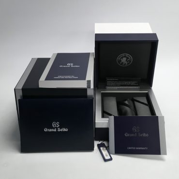 Grand Seiko SBGJ219G Box