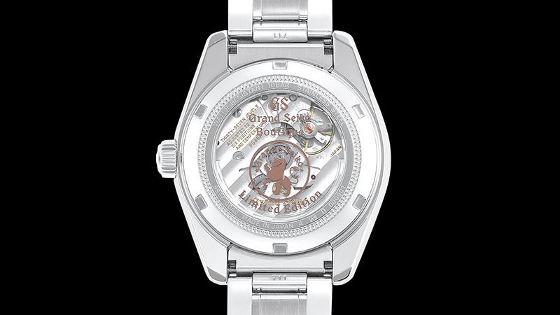 Grand Seiko SBGJ235G Design