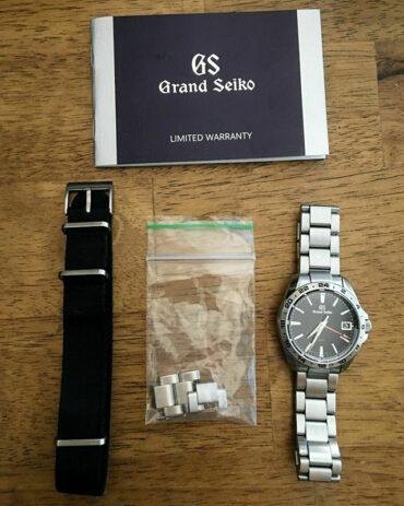 Grand Seiko SBGN003G