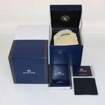 Grand Seiko SBGN003G Box
