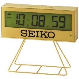 SEIKO Alarm Clock QHL084G