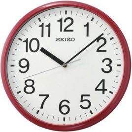 SEIKO Wall Clock QXA756R