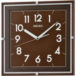 SEIKO Wall Clock QXA758Z