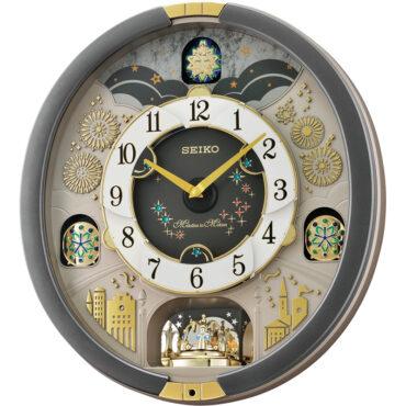 SEIKO Wall Clock QXM385N