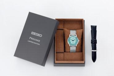 Seiko Presage SRPE49J1 Box