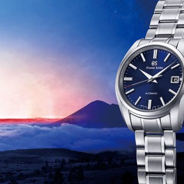 Grand Seiko celebrates a new dawn with a design inspired by the early morning sun
