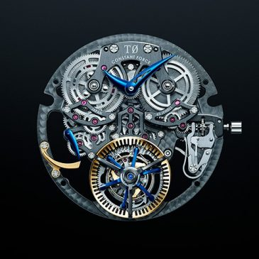 The T0 Constant-force Tourbillon. Grand Seiko reveals an exciting concept creation with a world's-first mechanism