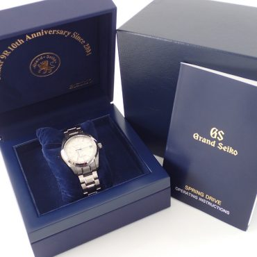 Grand Seiko SBGA109G Box