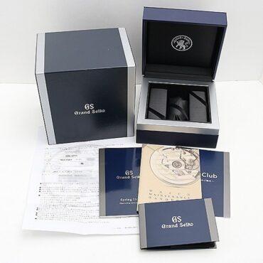 Grand Seiko SBGA259 Box