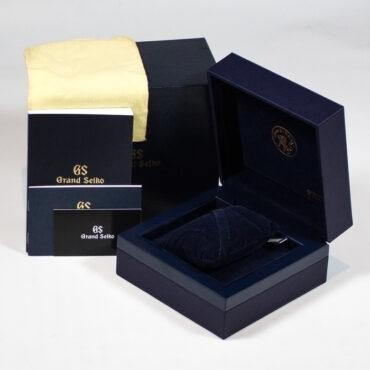 Grand Seiko SBGC201 Box