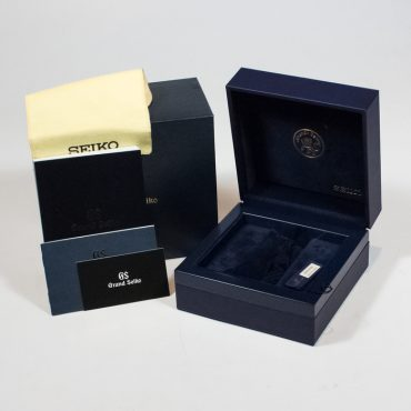 Grand Seiko SBGE033 Box