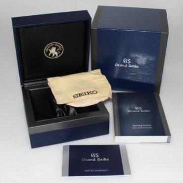Grand Seiko SBGE245 Box
