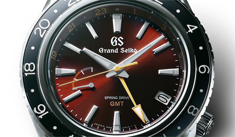 Grand Seiko SBGE245 Design