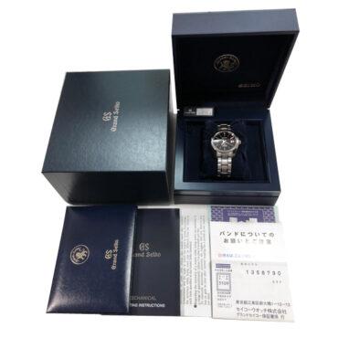 Grand Seiko SBGH045J Box