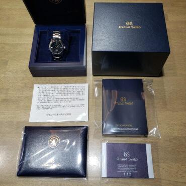 Grand Seiko SBGH049G Box