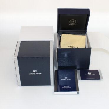 Grand Seiko SBGN007 Box