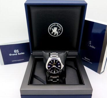 Grand Seiko SBGN009 Box