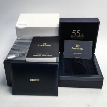 Grand Seiko SBGR097 Box