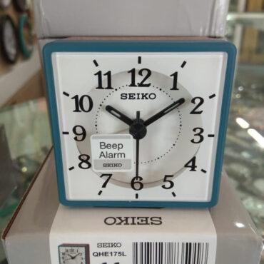 SEIKO Alarm Clock QHE175L