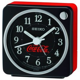 SEIKO Alarm Clock QHE905K