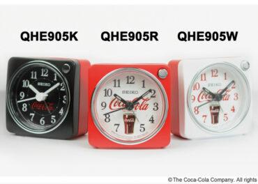SEIKO Alarm Clock QHE905K QHE905R QHE905W