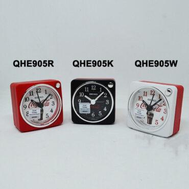 SEIKO Alarm Clock QHE905R QHE905K QHE905W