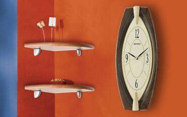 SEIKO Wall Clock QXA342B