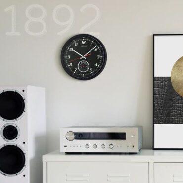 SEIKO Wall Clock QXA696K