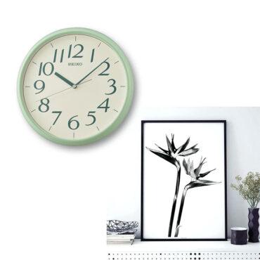 SEIKO Wall Clock QXA719M