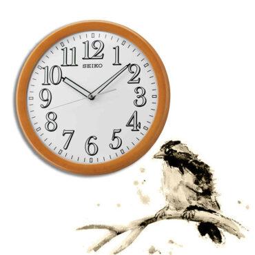 SEIKO Wall Clock QXA720B