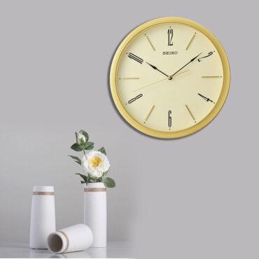 SEIKO Wall Clock QXA725G
