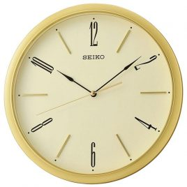 SEIKO Wall Clock QXA725G