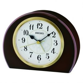 SEIKO Desk Table Clock QXE054B