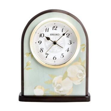 SEIKO Desk Table Clock QXE055L
