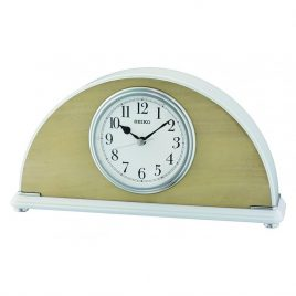 SEIKO Desk Table Clock QXE058B