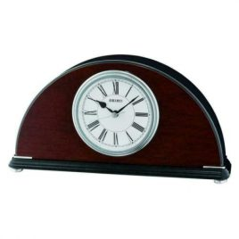 SEIKO Desk Table Clock QXE058Z
