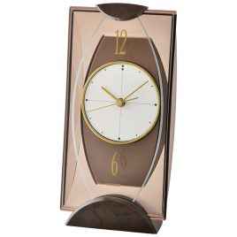 SEIKO Desk Table Clock QXG103B