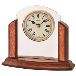 SEIKO Desk Table Clock QXG148Z