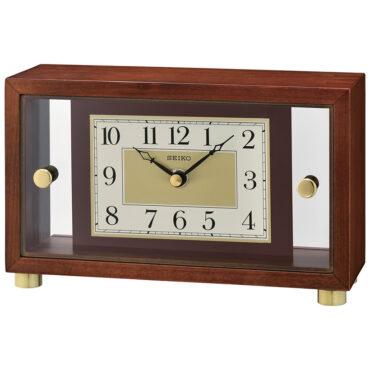 SEIKO Desk Table Clock QXG149B