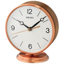 SEIKO Desk Table Clock QXG150P