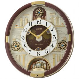 SEIKO Wall Clock QXM377B
