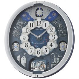 SEIKO Wall Clock QXM379S