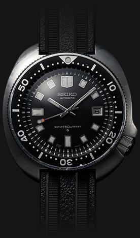Seiko Diver 1970 Model
