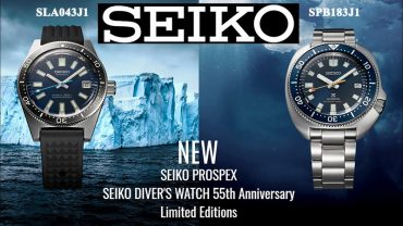 Seiko Prospex SLA043J1 SPB183J1