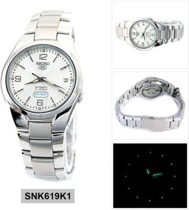 Seiko 5 Automatic SNK619